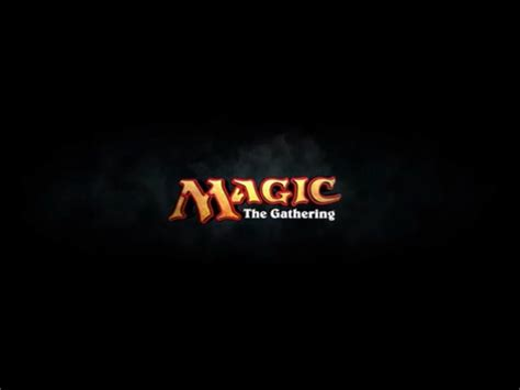magic the gathering magic 2013 for ios many screens before the menu