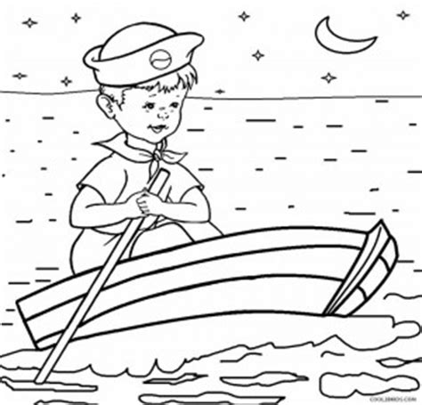 printable boat coloring pages  kids coolbkids