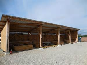 Garage Apt Plans Hangar Bois Plan Mzaol Com