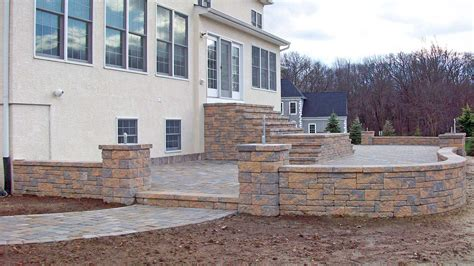 cs construction nj paver installation