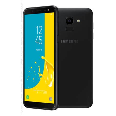 samsung galaxy j6 2018 dual sim black 32gb and 3gb ram sm j600f 8801643289782 movertix