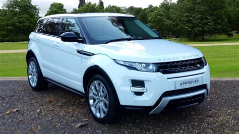land rover guildford used range rover evoque guildford second evoque for