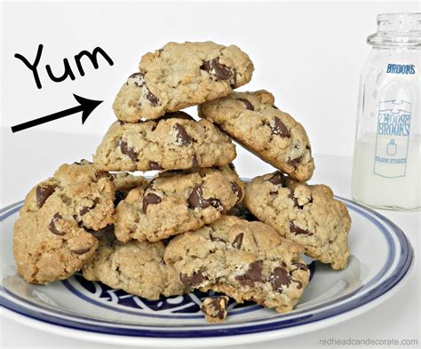 Decorate Chocolate Chip Cookies by Oatmeal Chocolate Chip Cookies Can Decorate