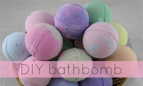 Handmade Bath Bomb - how to make bath bombs recipes diy ideas tips