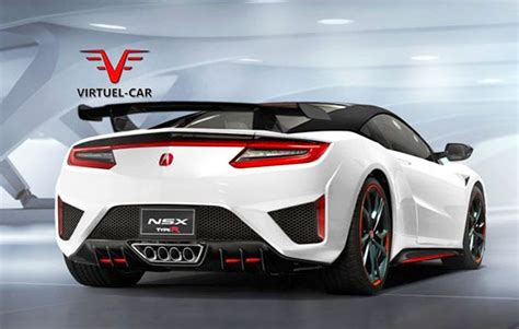 2019 Acura Nsx Type R by 2019 Acura Nsx Type R Review Acura Suggestions