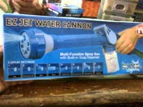 Ez Jet Water Cannon Asli 081222620256 jet water cannon dengan 8 ez jet spray jual