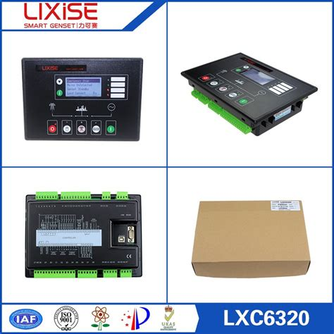 Panel Genset Lixise Lxc6320 Genset Ats Panel Buy