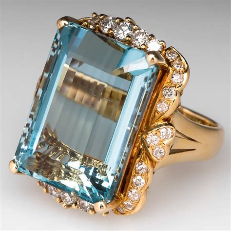 Aquamarine Jewelry by Aquamarine Rings Jewelry March Birthstone Eragem