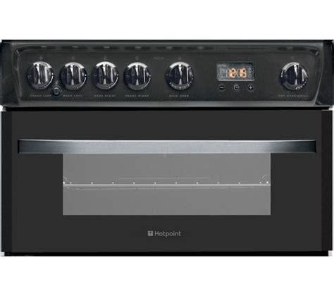 Oven Gas Aluminium buy hotpoint dsg60gm gas cooker gun metal free