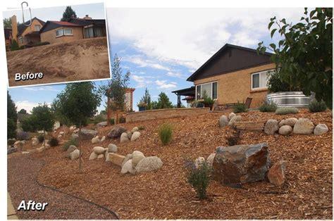 denver landscaping companies before after