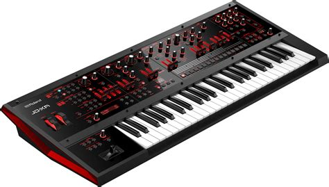 best synthesizer roland jd xa analog digital crossover synthesizer