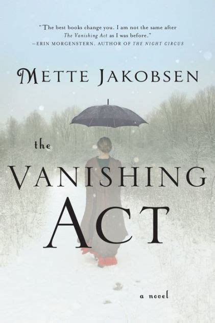 libro vanishing acts the vanishing act by mette jakobsen nook book ebook barnes noble 174