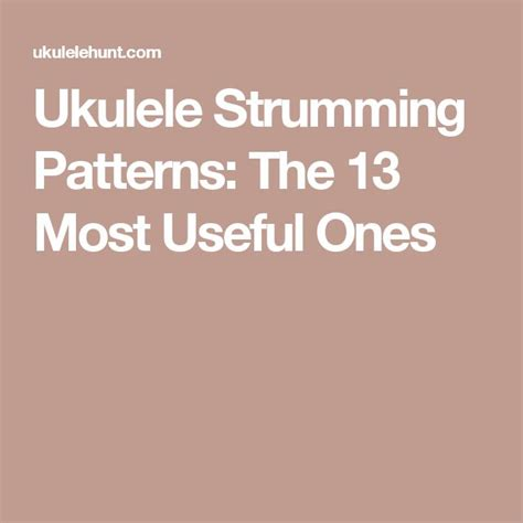 hawaiian strum pattern ukulele 17 best images about music ed ukulele on pinterest