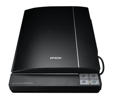 Epson V370 By Toko Epson b11b207311 epson v370 perfection flatbed scanner