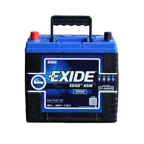 edge 25 auto agm battery fp agm25ds the home depot