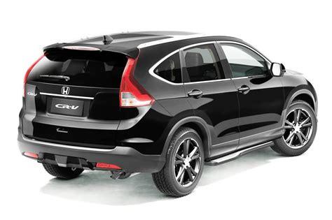 Honda Crv Black by Neue Black Edition Cr V Honda