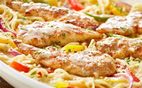 Attractive Olive Garden Scampi Sauce #5: Healthy-Chicken-Scampi-Recipe.jpg