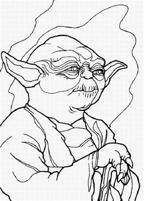 coloring page yoda 301 moved permanently