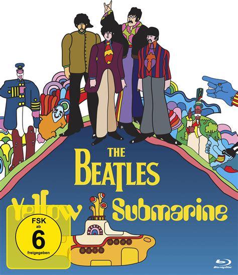 Beatles Yellow Submarine Lava L by Der Besondere The Beatles Yellow Submarine