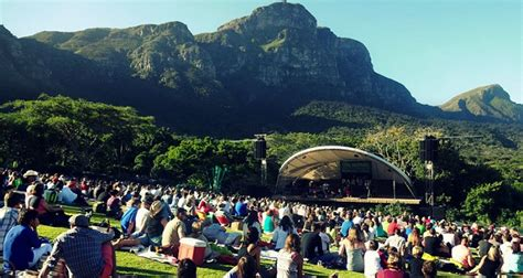 Kirstenbosch Botanical Gardens Concerts Kirstenbosch Summer Concerts 2015 2016 Cometocapetown