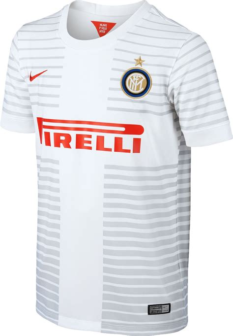 Jersey Inter Milan Away 1416 footy news new nike inter 14 15 home away third kits