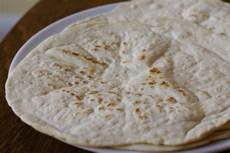 Handmade Flour Tortillas - flour tortillas recipe dishmaps