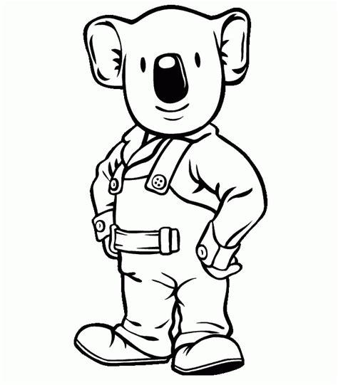 Koala Brothers Coloring Pages Coloringpagesabc Com Koala Coloring Pages