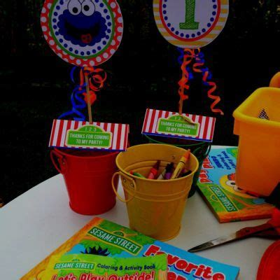 Elmo Birthday Party Ideas