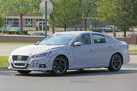 altima nissan 2018 2019 nissan altima confirmed with awd debut set for 2018