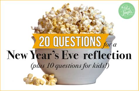 new year questions 20 questions for a new year s reflection the of