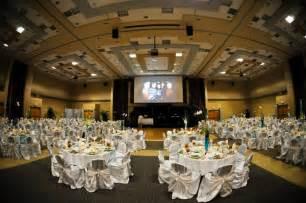 Banquette Halls by Unf Adam W Herbert Center Grand Banquet