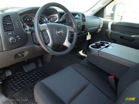 Silverado Lt Interior by Interior 2012 Chevrolet Silverado 2500hd Lt Extended