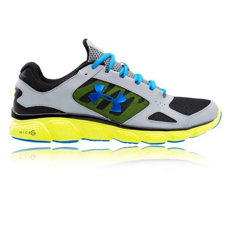 hibbett sports armour shoes armour micro g assert v running shoes aw15