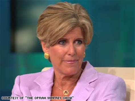 suze orman buying a house suze orman are you sure you can afford that cnn com