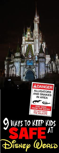 9 Practical Ways To Keep Your Safe 9 Ways To Keep Your Safe At Disney World