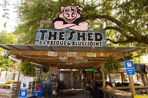 The Shed Review restaurant review the shed bbq springs ms the