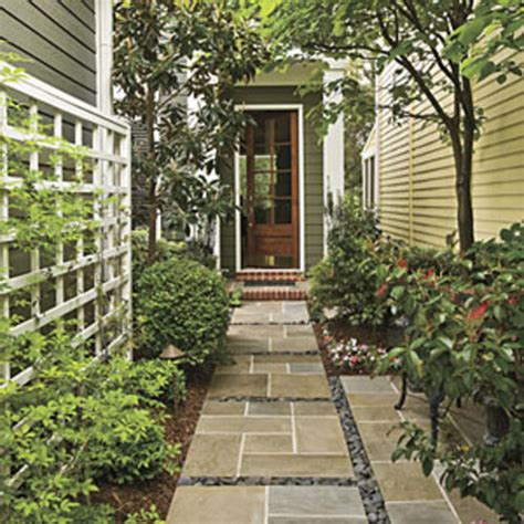 curb appeal front entrance small space curb appeal southern living