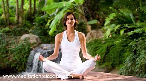 hours zen yoga  nature sounds healing