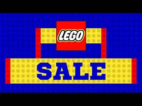 legos on sale quot rare old legos for sale quot ebay lego sale youtube