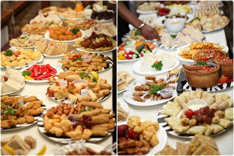 best pakistani food presentation suggestions for wedding