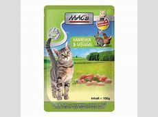 MAC's Cat Katzenfutter Pouchpack Kaninchen, Geflügel und ... Mac S Katzenfutter