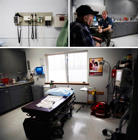 Npr Dual Doctor And Mba in rural alaska a doctor walks to his patient s