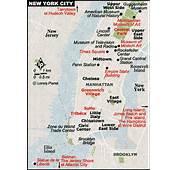 G&233ographie De New York  Voyage
