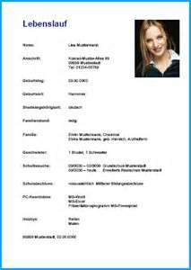 Lebenslauf Vorlage Kostenlos Ohne Anmeldung 9 Lebenslauf Sch 252 Lerpraktikum Rechnungsvorlage