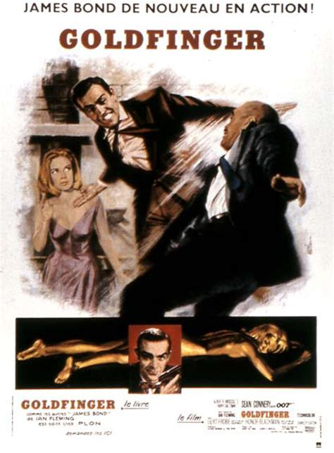 goldfinger james bond 007 1784872016 goldfinger film 1964 allocin 233