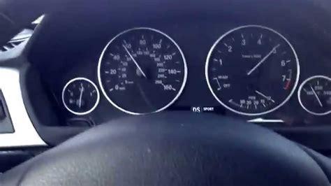 2013 Bmw 328i Horsepower by 2013 Bmw 328i Sedan 0 60 Mph