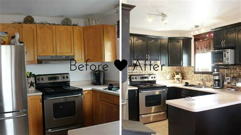 small kitchen makeovers on a budget