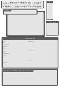 pony oc template mlp oc template www pixshark images galleries with