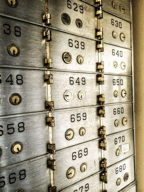 9 Items To Keep In Your Safety Deposit Box by Best 25 Deposit Box Ideas On Document Safe