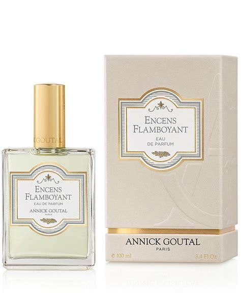 Flamboyant Eau De Toilette Parfum goutal annick goutal encens flamboyant eau de parfum